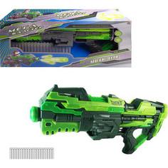 Игрушечное оружие Abtoys Мегабластер, в наборе с 20 мягкими снарядами, на батарейках (PT-00808)