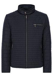 Утепленная куртка с отделкой трикотажем Urban Fashion for men