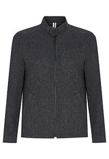 Шерстяная куртка Al Franco