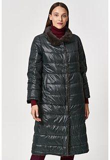Двухсторонняя шуба из меха норки Virtuale Fur Collection