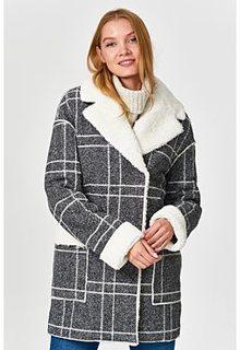 Пальто из искусственного меха Снежная Королева