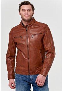 Куртка из натуральной кожи Jorg Weber