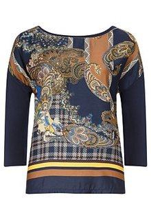 Комбинированная блузка Betty Barclay