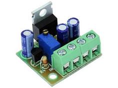 Конструктор Радио КИТ Стабилизатор напряжения RP212.1