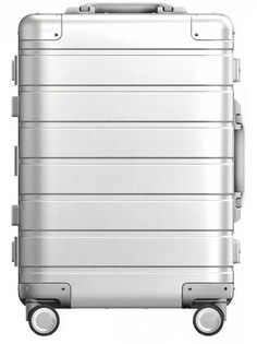 Чемодан Xiaomi 90 Points Metal Suitcase 20 Silver