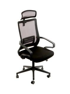 Компьютерное кресло TetChair Mesh-4HR ткань Black 13182