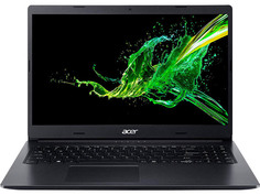 Ноутбук Acer Aspire A315-42G-R4KF Black NX.HF8ER.02L (AMD Ryzen 5 3500U 2.1 GHz/4096Mb/500Gb/AMD Radeon 540X 2048Mb/Wi-Fi/Bluetooth/Cam/15.6/1920x1080/Windows 10 Home 64-bit)