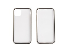 Аксессуар Чехол Activ 360 Magnetic Glass для APPLE iPhone 11 Silver 108697