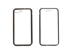 Чехол 360 Strong Magnetic для APPLE iPhone 7/8 Plus Glass Black 108701 Activ