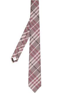 Burberry галстук в клетку Vintage Check