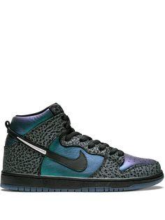 Nike высокие кеды SB Dunk High Pro QS