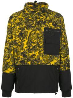 The North Face флисовая куртка с воротником-воронкой