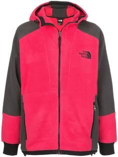 The North Face флисовая куртка с капюшоном