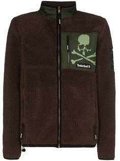 Mastermind Japan флисовая куртка из коллаборации с Timberland
