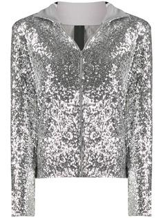 Norma Kamali куртка с пайетками