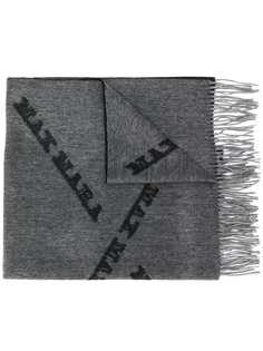 Max Mara шарф с логотипом