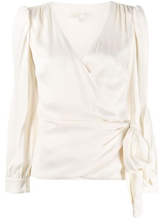 Michael Michael Kors блузка с поясом