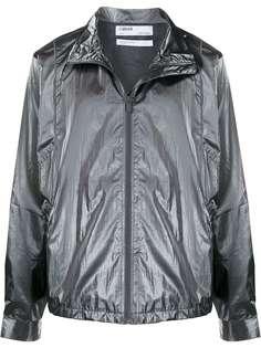 C2h4 куртка с эффектом металлик