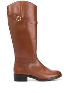 Hogl ковбойские ботинки с пряжками