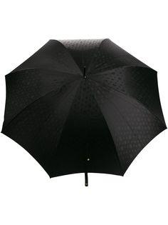 Alexander McQueen зонт с принтом Skull
