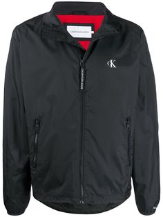 Calvin Klein Jeans куртка Bae на молнии