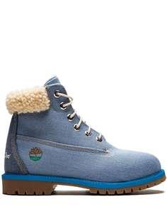 Timberland ботинки 6in Fabric