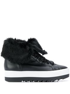Hogl кроссовки на платформе