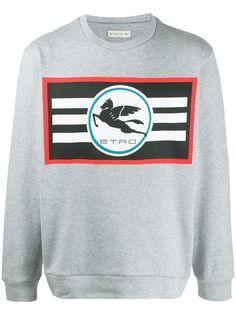 Etro свитер с логотипом