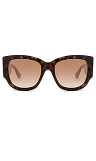 Солнцезащитные очки oversize acetate - Gucci