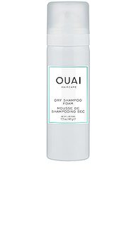 Сухой шампунь travel dry shampoo foam - OUAI