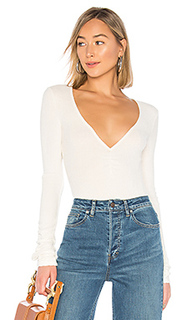Боди cozy up with me - Free People