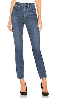 Прямые джинсы remy - AGOLDE