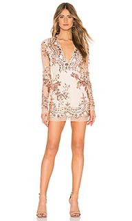 Мини платье jessa - superdown