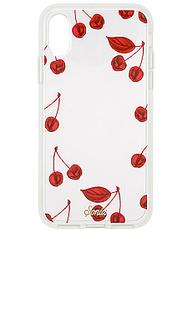 Чехол для iphone cherry photo - Sonix