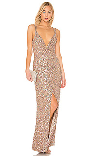 Вечернее платье luna - Parker Black
