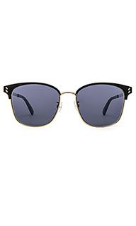 Солнцезащитные очки square mixed - Stella McCartney
