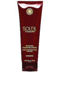 Автозагар soleil toujours organic sunless tanning creme - Soleil Toujours