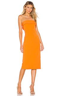 Платье миди georgie - Bardot