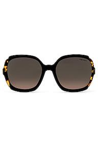Солнцезащитные очки collection square - Prada