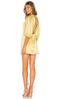 Мини-платье с длинным рукавом selena - Privacy Please