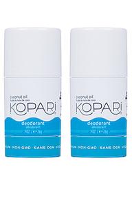Дезодорант mini duo - Kopari