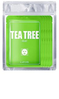 Набор маска tea tree derma - LAPCOS