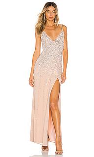 Вечернее платье charlotte - NBD