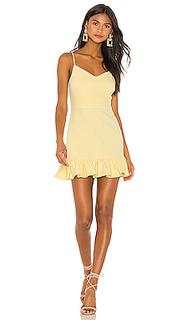 Платье ruffle - 1. STATE