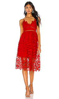 Платье миди sonya - Bardot