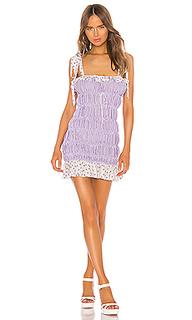 Платье lilac - For Love & Lemons