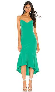 Платье миди lisandra - Bardot