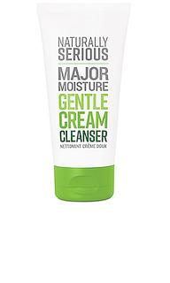 Очищающий крем major moisture - Naturally Serious