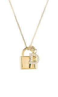 Цепочка с подвесом d the lock - The M Jewelers NY