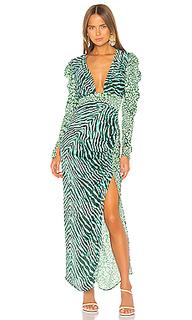 Вечернее платье irene - ROCOCO SAND
